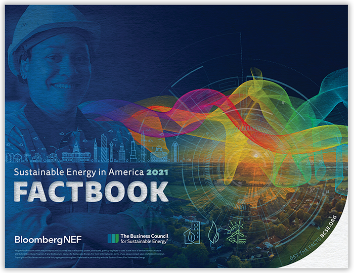 2021 BCSE Sustainable Energy in America Factbook